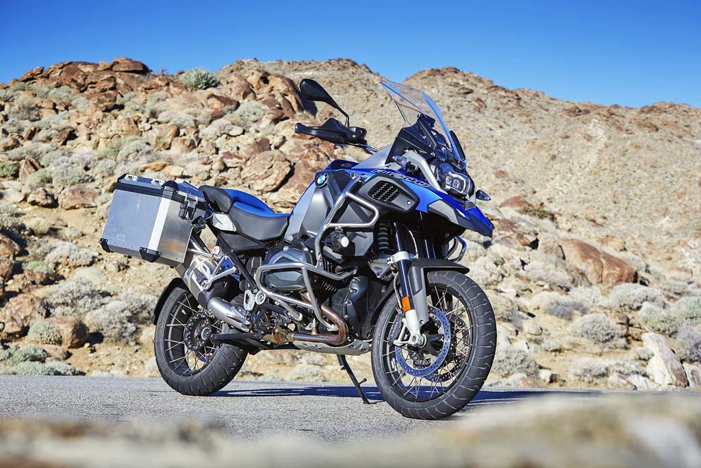Battle Of The Adventures: BMW vs. KTM + Video | Automobile ...