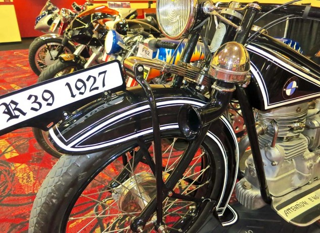 Bidding on the 1939 BMW R39 reached $100k.  No sale.