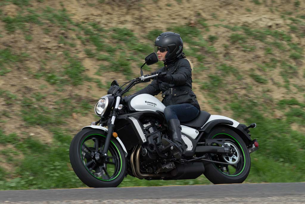 Sportbike Riding Boots >> 2015 Kawasaki Vulcan S First Ride Review – Female Perspective