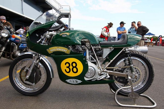 The Godet Egli Vincent cost 125,000 Euro to build.