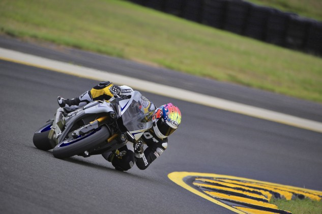 If you're the competition, consider the 2015 Yamaha YZF-R1 and YZF-R1M the new benchmark to beat.