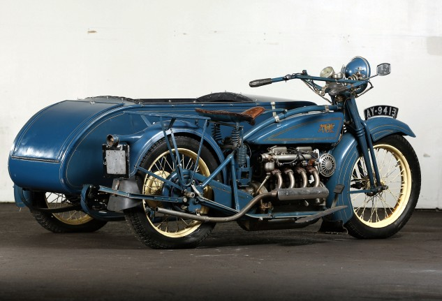 Call it Duesenberg on three wheels, the Ace was a status symbol, then and now.