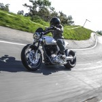 The KRGT-1 is a sportier horse than it appears.