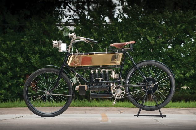 1905 FN four-cylinder – Where it all began