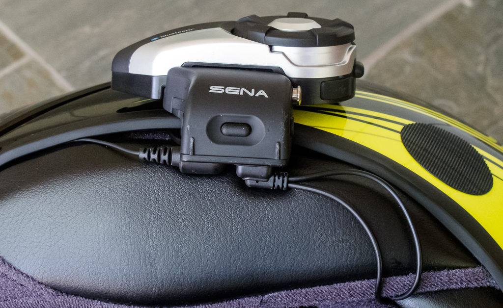 Sena 20S Motorcycle Bluetooth Communication System Review