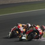 To his credit, Marc Marquez fought hard to catch up to the leaders but ultimately made the mature decision to settle for fifth place and 11 points rather than crash and walk away with zero.