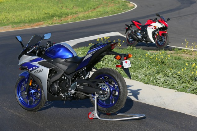 Personally, I think the Yamaha R3 is the best looking beginner bike on the market today. When trying to attract new buyers in hopes of keeping them loyal to the brand, this is an important first step.
