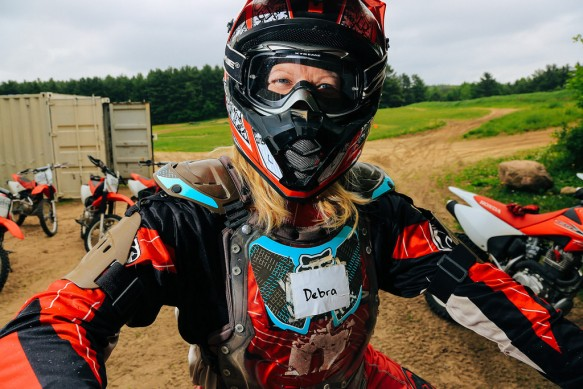 Off-Road Motorcycle Training