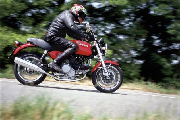 """Yossef says 120 mph is """"interesting"""" on the GT1000."""