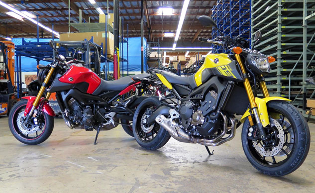 2015 yamaha fz 09 new and improved fuel injection for 2015 yamaha motorcycles