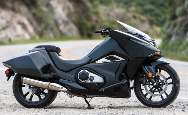 Bmw S Concept 101 Proves The Ctx Is Awesome Honda