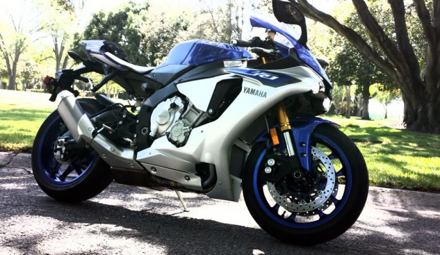 The high-end fit and finish of the 2015 R1 stretches it into the realm of European exotics, as does its $16,490 MSRP. Seems reasonable after riding it.
