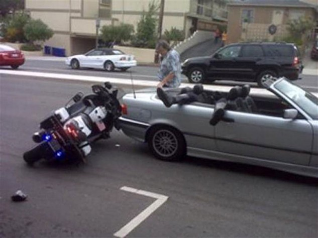 Situations like this one can be awkward without insurance.