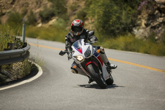 On the streets, the CBR is friendly, agreeable, and a fantastic pick for the absolute rookie looking to dip their toes in the sportbike market.