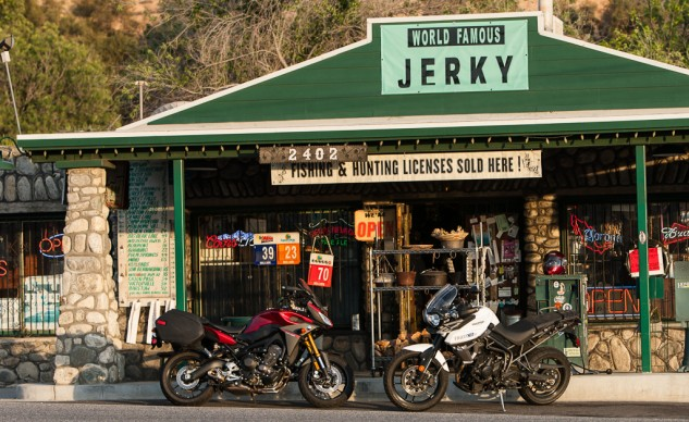 """Burns and Roderick give new meaning to the word """"thrifty,"""" but both are willing to spend the extra money it takes to purchase the Triumph and the electronic creatures comforts and better off-road performance that money buys. That's saying a lot, even though the FJ wins the bout."""