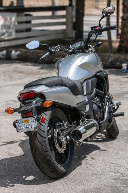"The CTX is the most polished, comfortable and easiest-riding package. Some say ""appliance-like"" as if it's a bad thing. And even if you ordered up the Dual Clutch auto transmission/ABS option, MSRP $7,599, it's still a little cheaper than the Harley."