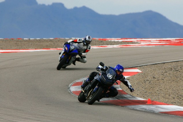 Take riding to the next level with the help of experienced riding coaches who can point the way to faster and safer laps.