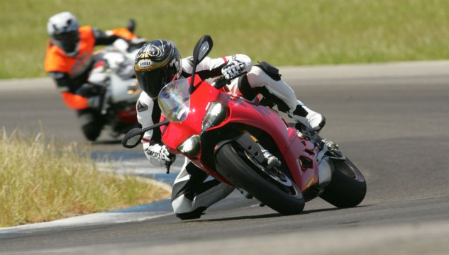 Attending a trackday is a memorable experience for any sport rider.