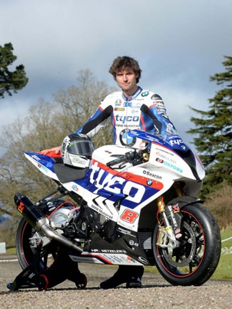 Fan favorite Guy Martin returns for another year of competition at the Isle of Man, this time aboard a BMW S1000RR rather than a Suzuki GSX-R1000.