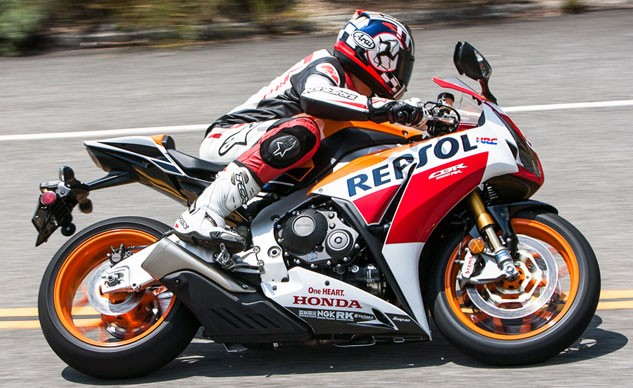 2015 Honda Cbr1000rr Sp Review