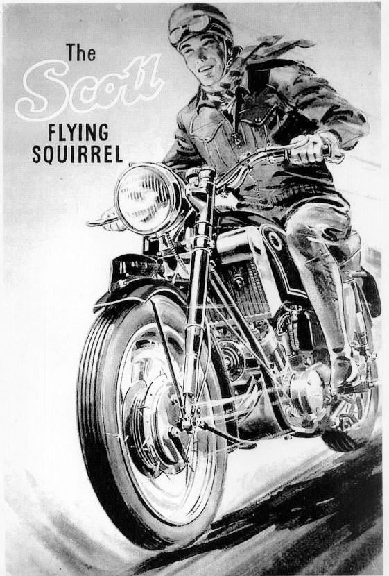 Cover of 1950 Scott Brochure