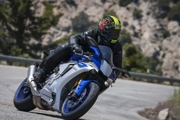 I'd love to own the new R1, but not if it was my only motorcycle.