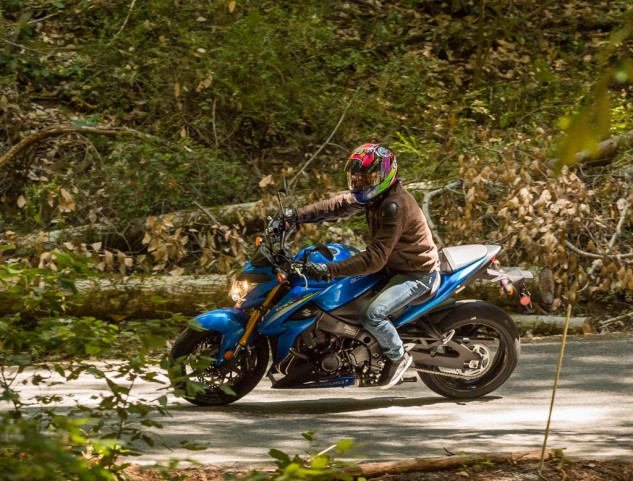 Light weight and great ergos make light work of tight backroads.