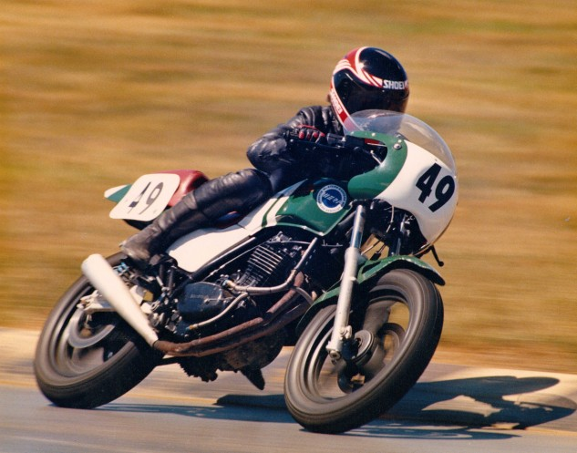 A young expert 49 who was lucky enough to learn from a true veteran the right way to do it, racing and life.