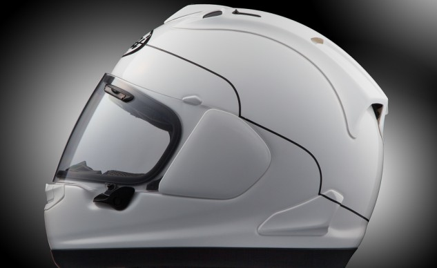 Arai Corsair-X side view