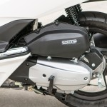 Highway Hopper Scooter Shootout Honda PCX detail
