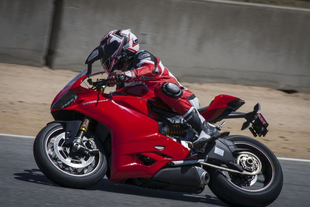 Ducati's latest superbike impressed with its midrange hit coupled with its top end push.