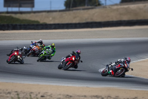 Judging by this collection of top-class machinery, 2015 is possibly the best time to be a sportbike enthusiast.