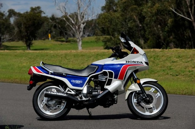 The CX650 Turbo replaced the CX500 Turbo after just 12 short months.