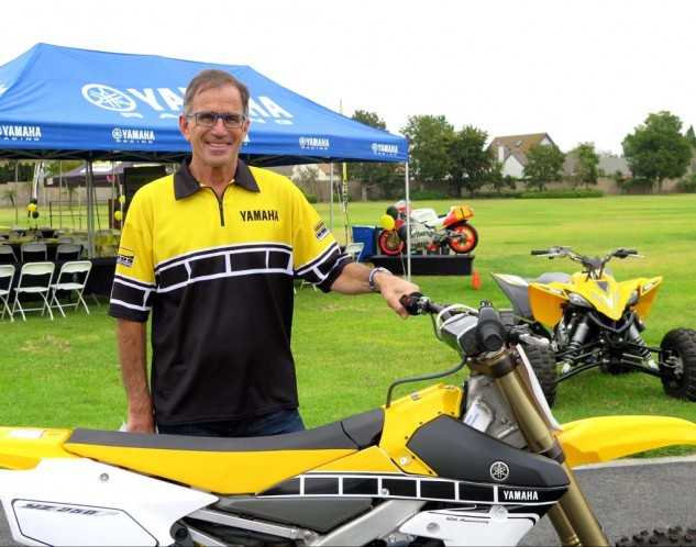 I don't know who gets all the credit for the unique, excellent way Yamaha treats its racers, but Bob Starr is a big part of giving back to the people who made it famous.