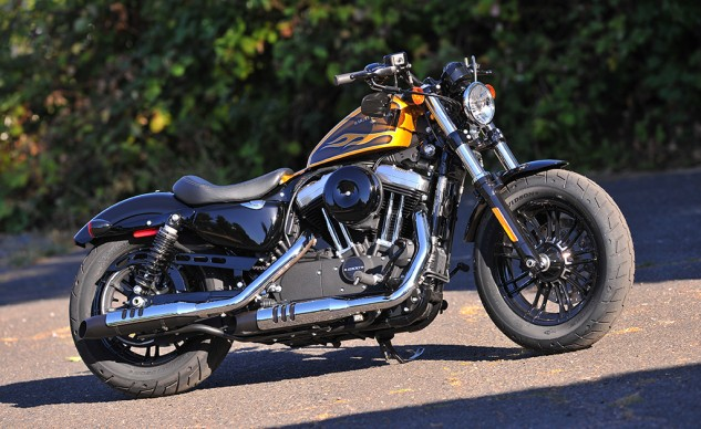 2016 Harley-Davidson Forty-Eight Beauty