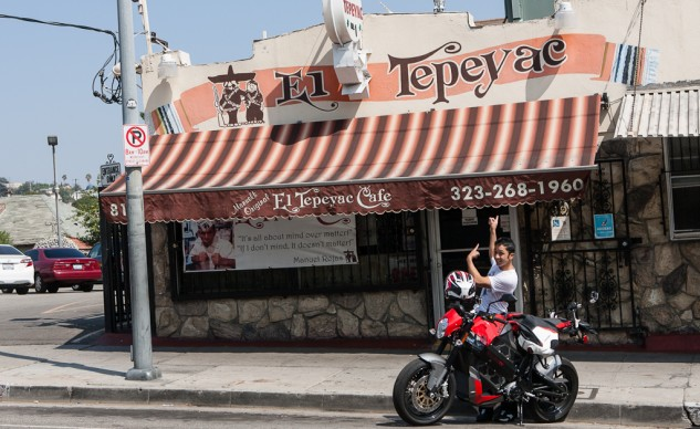 Vegetarian or meat lover, El Tepeyac Cafe will make sure you don't go home hungry.