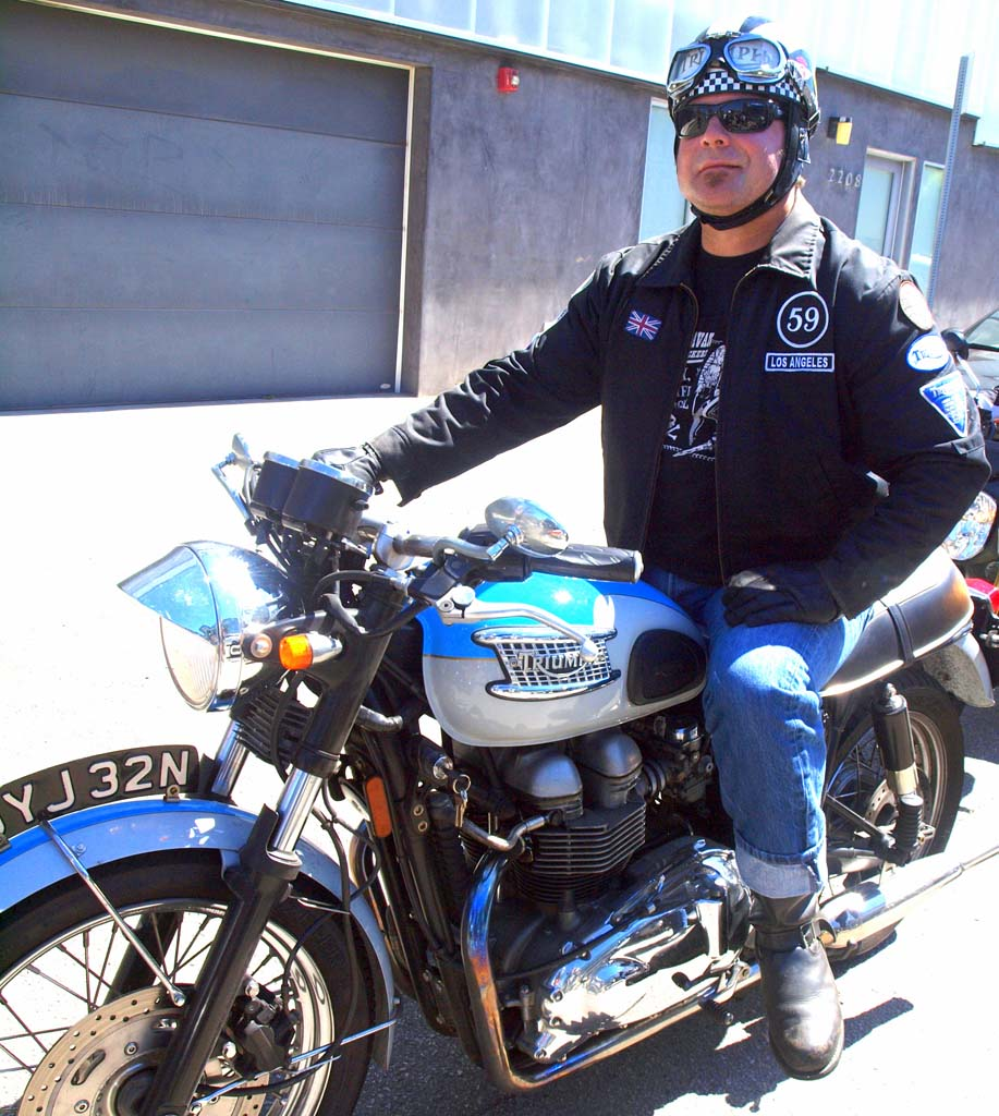 Best Mix and Match New Triumph/Vintage Look.