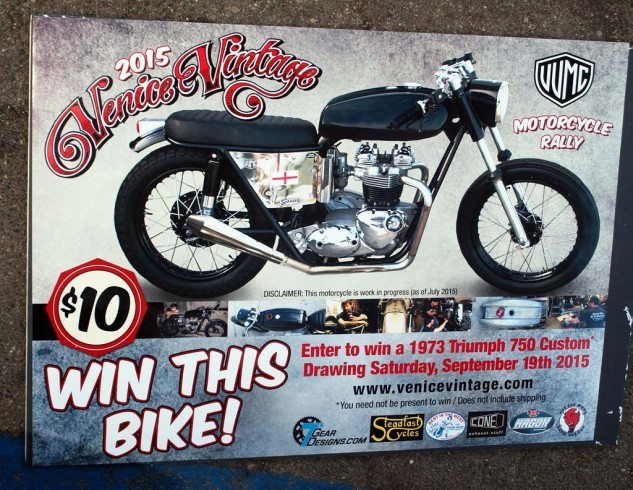 092515-venice-vintage-motorcycle-rally-raffle - poster