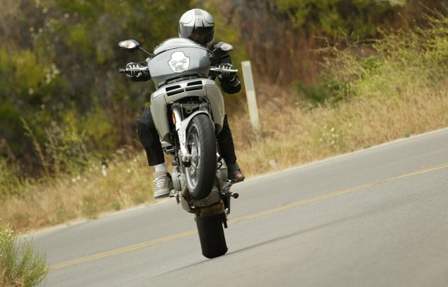 Dukes Den - Favorite Wheelie Photos 12