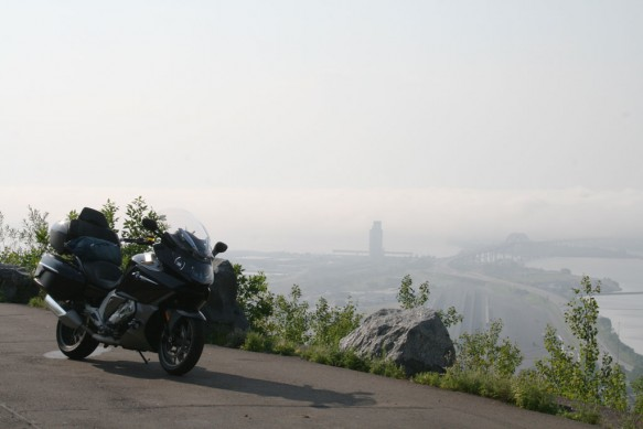 Duluth Minnesota Motorcycle Ride