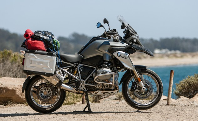 Epic Sport-Adventure Shootout - BMW R1200GS