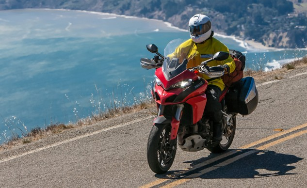 Epic Sport-Adventure Shootout - Ducati Multistrada