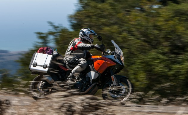 Epic Sport-Adventure Shootout - KTM 1190 Adventure