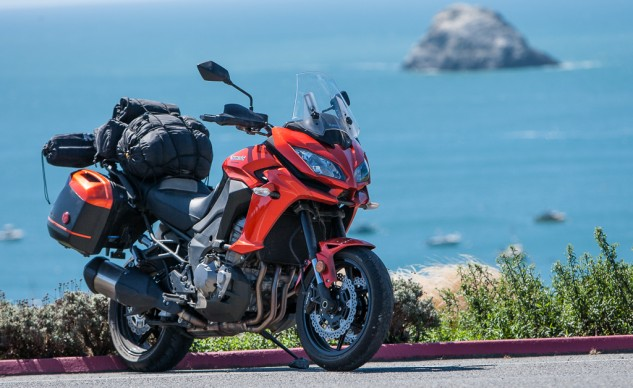 Epic Sport-Adventure Shootout - Kawasaki Versys 1000