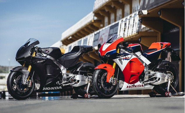2016 Honda RC213V-S First Ride - Colors