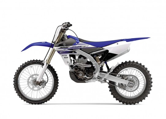 2016 YZ450FX USA CAN