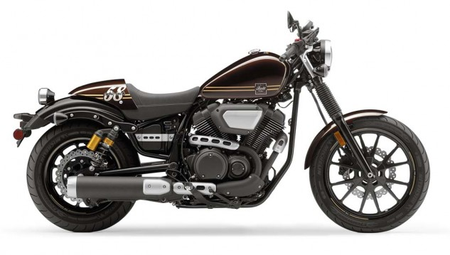 XVS950CR Cafe version USA CAN 2016