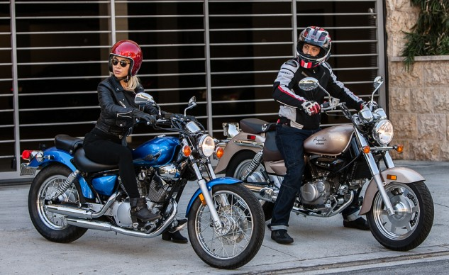 Being budget-conscious and beginner friendly, the Star V Star 250 and Hyosung GV250 Aquila both meet those requirements, but they go about it very differently.