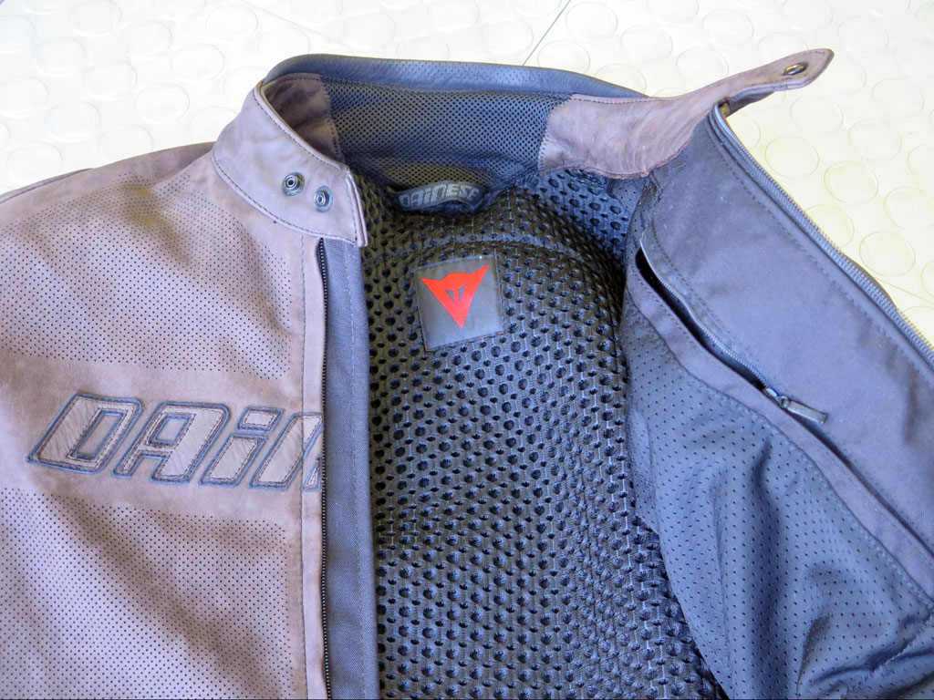 Mo Tested Dainese Street Rider Jacket Review