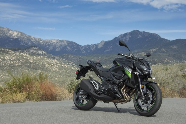European riders have been enjoying the Kawasaki Z800 since 2013. Now it's America's turn to try some of the fun. Unless you live in California.
